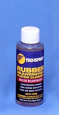 Rubber Rejuvenator/Platen Cleaner #1612-2SQ