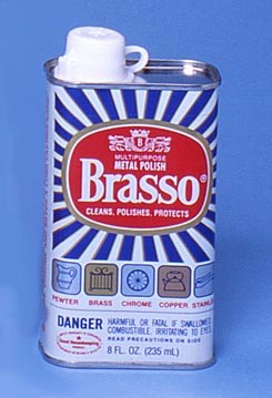 BRASSO Metal Polish #78809541358