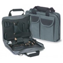 TELCOM Single Zipper Sewn Tool Case #EL03-4267