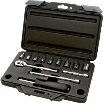 "Metric 1/4"" Socket Set, 13 pc. #11601"