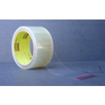 "3M371 Highland  Clear 2""x50m Roll  #371"