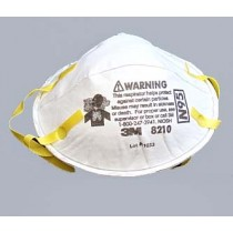 3M N95 (8210) Particulate Respirator  #475