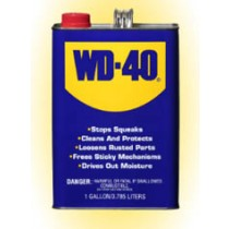 WD 40 Penetrating Oil Gallon  #721