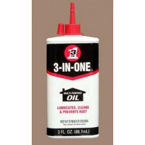 3-IN-ONE Oil, Multipurpose 3FL. OZ #732