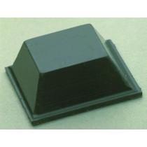 3M Bumpon Protector, Black #78803235544