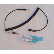 Wrist Strap w/6' Coil Cord #90109
