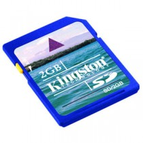 4GB SD Memory Card #BM2GBSD