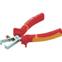 "Insulated Insul. Strip. Pliers, 6-5/16"" #FE50867"