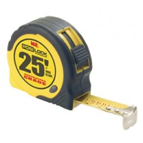 "1"" X 25' PosiI-Lock Tape Measure #MI71953"