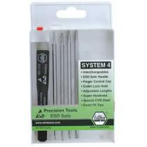 System 4 5pc Torx Blade Set #WH26995