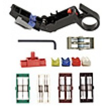 12Pc 3 Step Strip Kit With All 5 Cassette #WH44292
