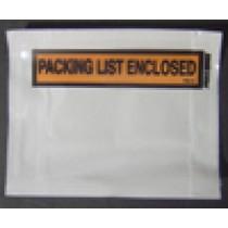 Packing List Envelope, Open Face  #ADM-51