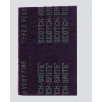 3M Scotch-Brite All Purpose Hand Pad Bx/20  #7447