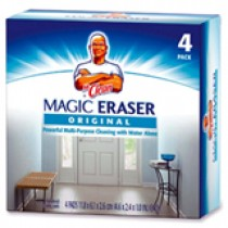 Mr. Clean Original Magic Eraser, 4 pack #PG43516
