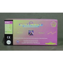 Nitrile Gloves, 100 count Box