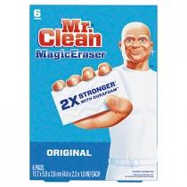 Mr. Clean Original Magic Eraser, 6 pack #PGC79009